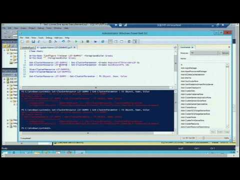 Journées SQL Server 2014 - Infrastructure et Always-On