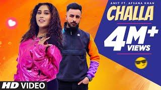 Challa Afsana Khan Amit Free MP3 Song Download 320 Kbps