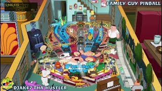Pinball FX3 | Family Guy Pinball Table | Gameplay W/ High Score and More!