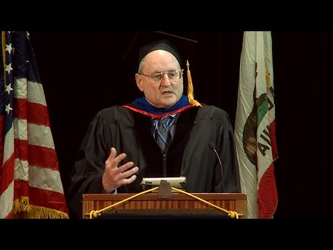 2017 Goldman School of Public Policy Commencement