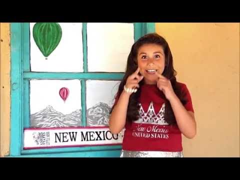 Little Miss New Mexico United States