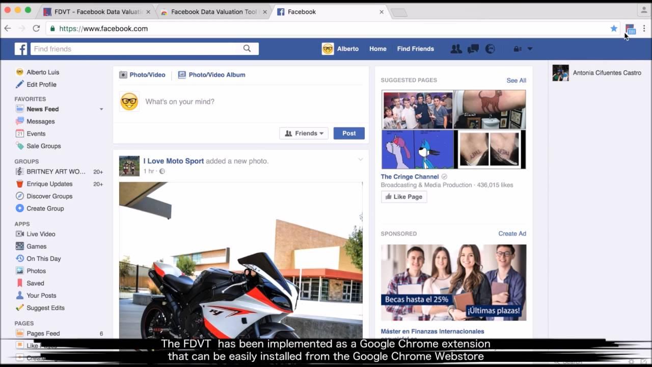 ¿Cuanto gana Facebook gracias a ti? - Capsule News