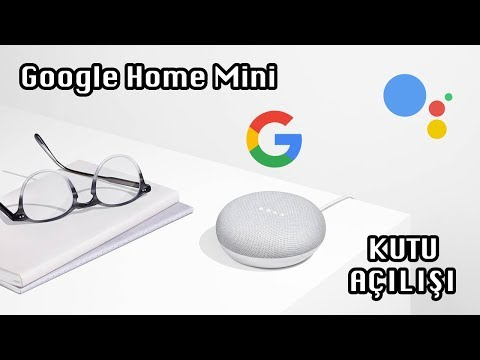 Google Home Mini unboxing