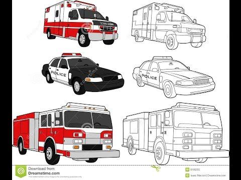 Generador De Sonidos Bomberos, Ambulancia , Policía Y Rafagas