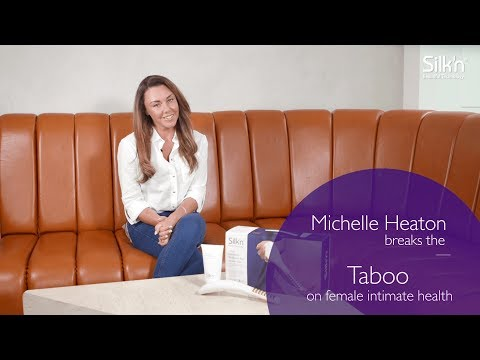 michelle-heaton-breaks-the-taboo---silk'n-tightra---own-your-confidence!
