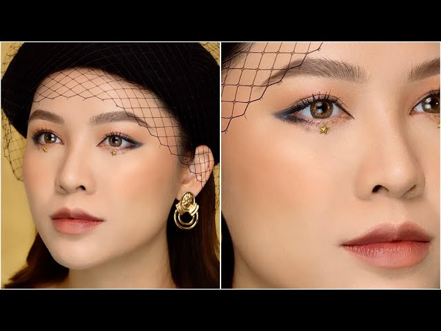 [Quach Anh Makeup Artist] Trang điểm dự tiệc đầu năm - Holiday Makeup Look | Quach Anh