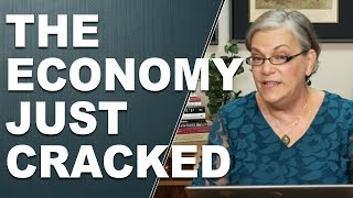 THE ECONOMY JUST CRACKED: The Interest Rate Alert