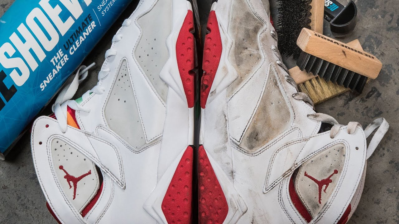how to clean my sas shoes