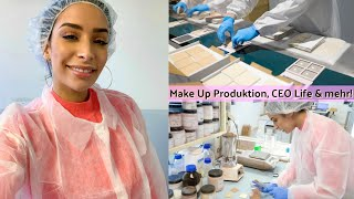A DAY in MY LIFE  ❤️ SO produziere ich mein MAKE-UP  | LAMIYABEAUTY
