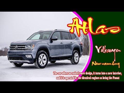2019 volkswagen (vw) atlas | 2019 volkswagen atlas review | 2019 volkswagen atlas price