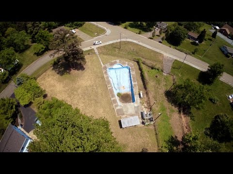 West Haven Pool: Then & Now