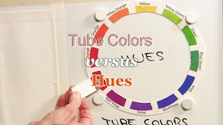 Quick Tip 277 - Tube Colors versus Hues