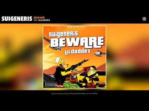 Suigeneris - Beware (Audio) (feat. Lildaddex) Prod. By MVA Beats X BFOTI