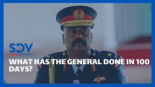 What has NMS Boss, Major General Badi accomplished in Nairobi in 100 days?