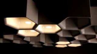 Светодиодный светильник - Honeycomb by Luceplan(, 2012-12-18T14:07:01.000Z)