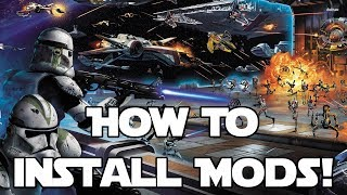 How to Install Mods on Star Wars Battlefront 2