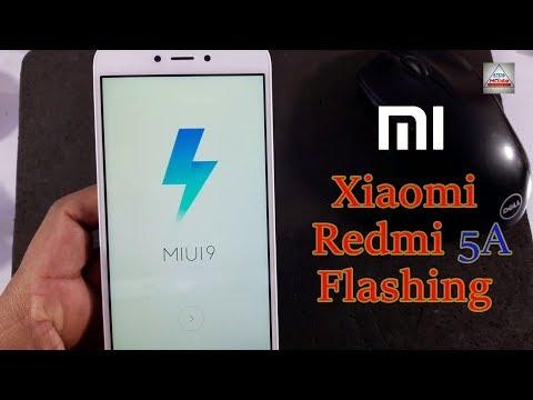 how-to-flash-xiaomi-redmi-5a??