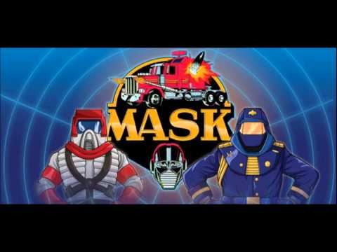 M.A.S.K. Opening Theme Extended