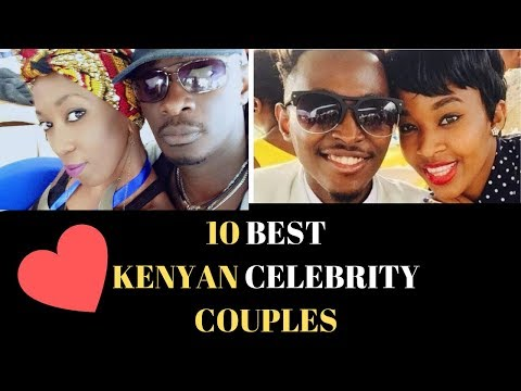 Best Kenyan Celebrity Couple Exposed Unknown Facts The Kenyan Sauce  