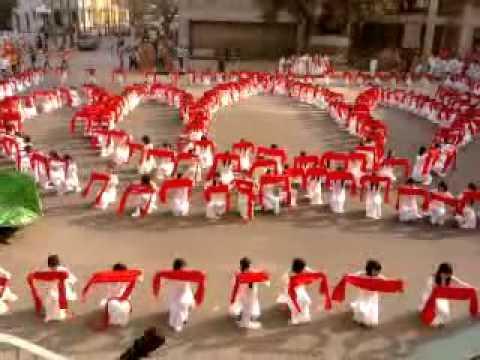 Duyệt Đồng diễn kỷ niệm 55 năm thành lập trường ĐH KTKTCN