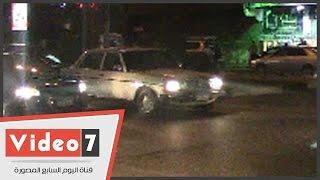 بالفيديو.. إشارة شارع البطل أحمد عبد العزيز بدون