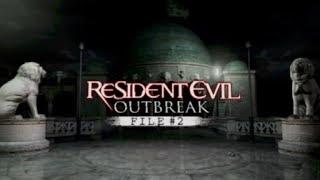Resident Evil :Outbreak File#2 (All Cutscenes Long Version)