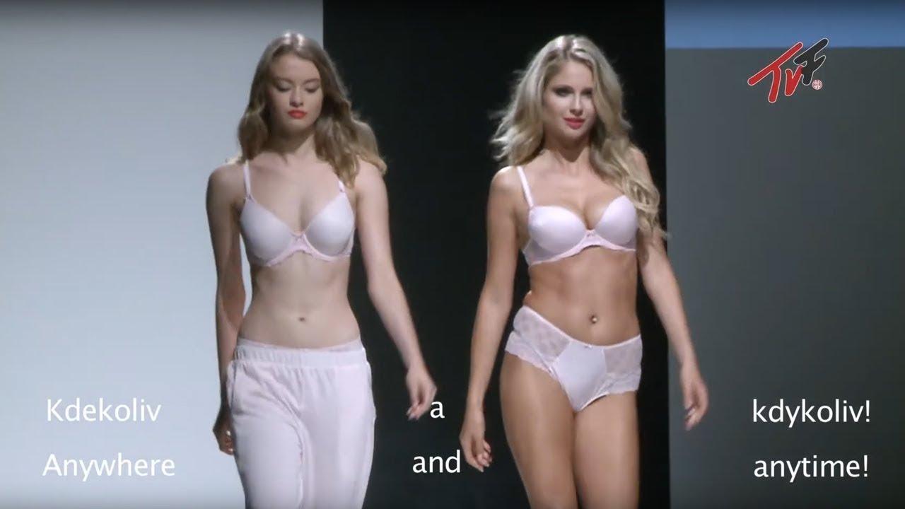Videa zdarma pro spodní prádlo