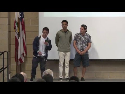 Human-Computer Interaction Design Final Presentations - Winter 2016