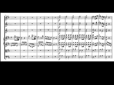 Mozart sinfonía nº 23 en re mayor kv 181 iii