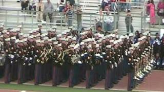 The Stars and Stripes Forever - USMC West Coast Composite Band - 2009 Bandfest