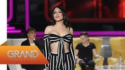 Aleksandra Mladenovic - Nema ljubavi da nije bolela - HH - (TV Grand 05.04.2018.)