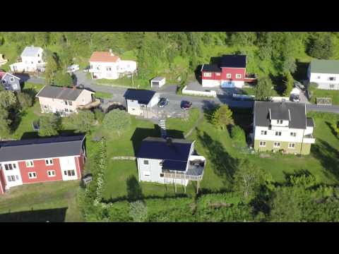 Solgt Flyfilm av Harstad, Sama, Skogveien - Film 2 av 2 Hus til salgs