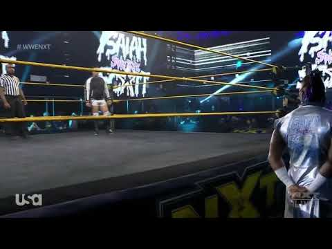 "Isaiah ""Swerve"" Scott vs Jake Atlas (Full Match Part 1/2) - YouTube"