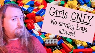 TEACHER BANS LEGOS FOR BOYS