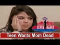 Teen Tells Mom She Wishes She Would Die | Supernanny USA