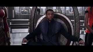 bande annonce de l'album Black Panther par Christopher Priest T.1
