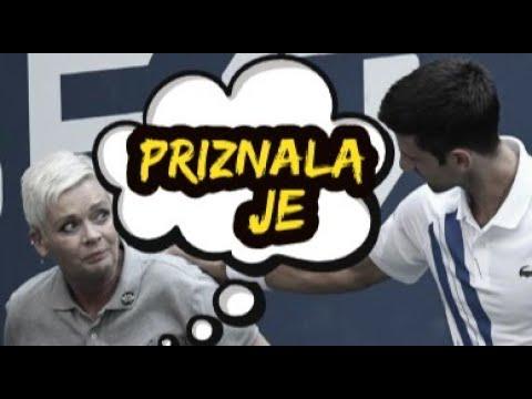 Novak Đoković Nije Kriv! - SUDINICA JE KONAČNO PRIZNALA - Zavera se Kuje Protiv Noleta?