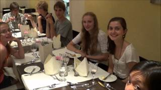 Pittsburgh Youth Chamber Orchestra 2012 European Tour - Part 2 (Salzburg - Vienna)