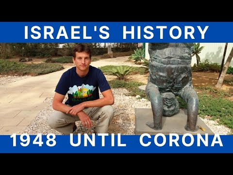 ISRAELI History In A Nutshell (+ Recommended Sights)