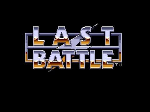 Mega Drive Longplay [276] Last Battle