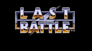 Mega Drive Longplay [276] Last Battle