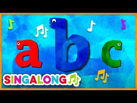 Sing-Along Alphabet Song | #TodayILearned LITTLE I | Book Trailer