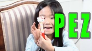 Pez The Toy Candy Dispenser - Hello Kitty Sanrio Design Edition