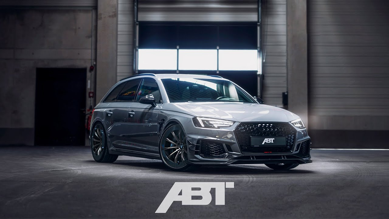 ABT Aero Wheel Concept  ABT Sportsline  YouTube