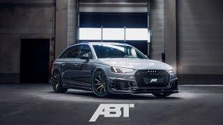 ABT Aero Wheel Concept | ABT Sportsline