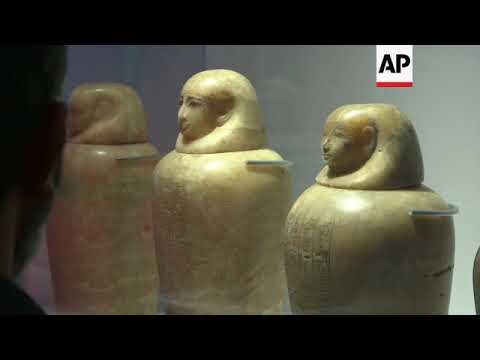 Iran hosts masterpieces from Louvre museum