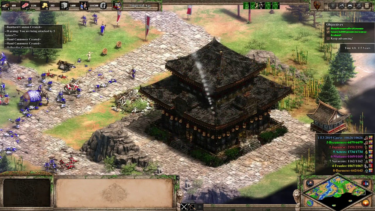 Age Of Empires 2 C Patch