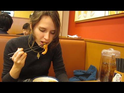 JAPANESE FOOD – Tempura lunch