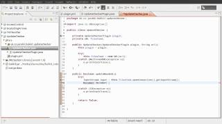 Java Bukkit Plugin Tutorial: Update Checking [part 01]