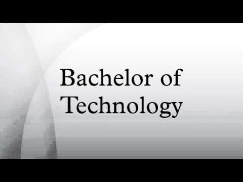 Bachelor of Technology